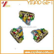 Custom 3D rubber/soft pvc souvenir fridge magnet for promotion