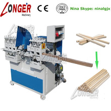 High Efficiency Professional Round Wood Stick Machine|Wood Round Stick Making Machine