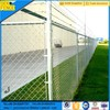 Coil galvanized rhombus cyclone chlorine wire mesh fence