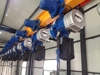 High speed electric hoist used car hoist lift