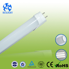 Tubo LED T8 SMD2835-18W-120cm, blanco cálido-frost. Para sustituir tubos fluorescentes tradicionales