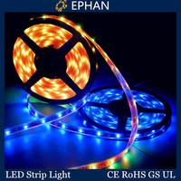 Ephan 12v led rope light rgb for walmart supermarket decoration