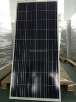 high quality grade A 150w poly solar modules pv panel with CE TUV
