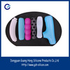 Custom silicon rubber handle grip covers for comb