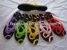 Colorful EVA Rubber Flip-flops