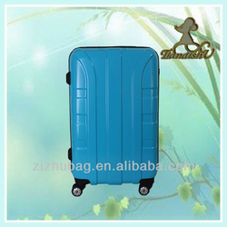 4 Spinner Hard Sheel economic easy carry-on abs luggage
