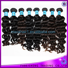Hot !!!! Grade AAAAAA raw virgin brazilian human hair weave wholesale weave in new york