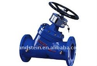 Water power control valves