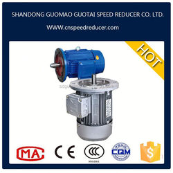 China Guomao Y2 series AC 3 phase ys7124 motor Ac industrial screw pump electro motor oil lubrication system