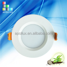 super thin 18w led panel downlight round, led lux down light SMD2835