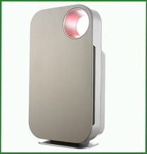 ionizer home air cleaner air purifier absord dust ,remove pm2.5 air purifier with 6 stage purification