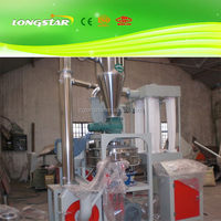 Contemporary promotional waste pp plastic film pulverizer