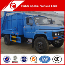 Dongfeng 4*2 garbage truck dimensions
