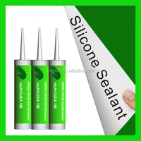 General purpose low prices netural fast dry silicone sealant for glass