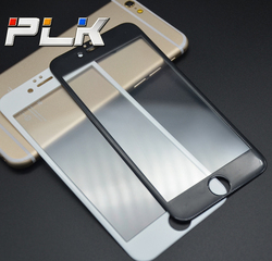 Full covered tempered screen protector with design front full for iphone 6/6s