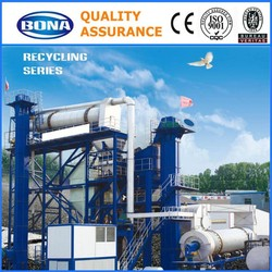 asphalt hot mixing plants
