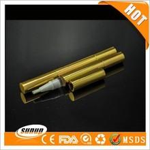 CE approved 2ml & 4ml silver teeth whitening pen ,empty teeth whitening pen