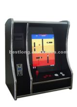 mini indoor games BS-M2LC19F with both coin and paper money function