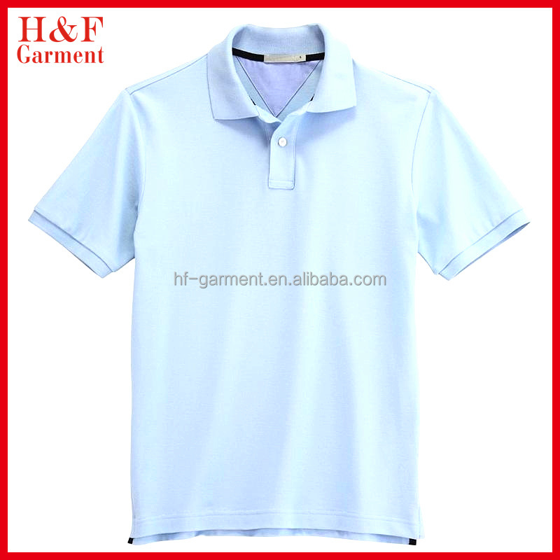 High quality polo shirt made in china dry fit custom logo for Custom dry fit polo shirts