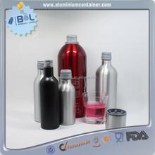 200ml&400ml Beverage Aluminum Bottle With Cork