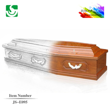 Professional funeral manufacturer wooden coffin dimensions