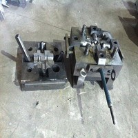 zamak injection and Magnesium street light die casting mould