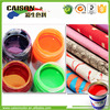 raw materials Eco friendly pigment for polka dot fabric coloring