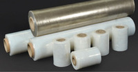 hot blue clear heat resistant shrink plastic film
