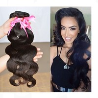 3pcs 24inch Hot Sale Big Discount High Quality aliexpress hair brazilian body wave