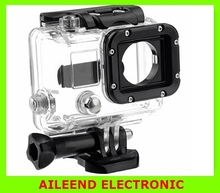 Skeleton Protective Housing Case Without Lens for 3 Open Side Sport Camera Drop shipping