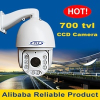 30x zoom ccd 700tvl hd 360 degree analog cctv surveillance camera ptz