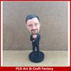 religion figurine bobble head, custom funny bobblehead