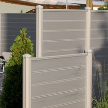 China Factory Good Quality WPC Fencing with SGS FSC ISO Intertek