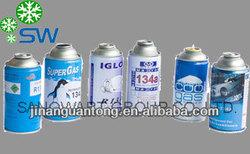 Good price refrigerant gaz r134a car used