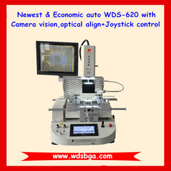 WDS-620 optical alignment vision system touch screen operate bga rework station repair laptop ps xbox360 mobile repairing tools