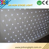 Professional Backdrop Decoration Rental LED Star Cloth Curtain /LED curtain screen