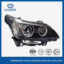 HID auto lamp type car head light for e60 2005-2006 front lamp