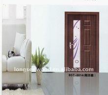 Glass Moulding Doors for Bedroom