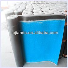 SBS/APP waterproof membrane polyester/fiberglass reinforcement