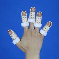 FDA certified medical equipment mallet finger splint plastic finger fracture splint