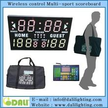 M592C portable basketball backstop