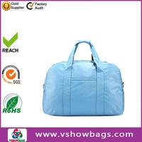 fashion camping duffle luggage travel bag Guangzhou manufacturers nylon travel bags Durable Canvas Weekender Bag for Men