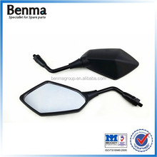 China manufacturer wholesale dirt bike mirrors, beautiful motorcycle mirrors ,electric motorcycle rearview mirror