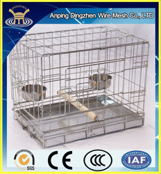long-term supply high quality wire steel bird breeding cage