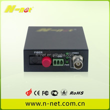 telecommunication video multiplxer for digital and analog 1 channel video to ethernet converter