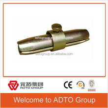 Hot sale manufactory coupler fitting En74 BS1139 drop forged pressed