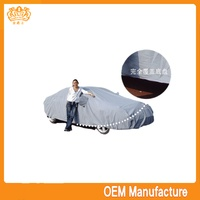 Brand new peva+pp cotton basic guard car cove with high quality