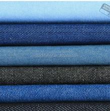 Bangladesh rígida vaqueros de mezclilla textiles tela stock