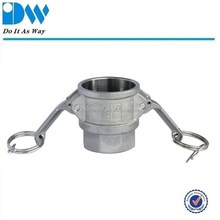 Stainless Steel Cam & Groove Coupler Type D