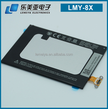 LEMEIYA gb t18287 cell phone battery China Factory Super Quality 1800mah BM23100 battery for HTC 8X C620e C620t C620d